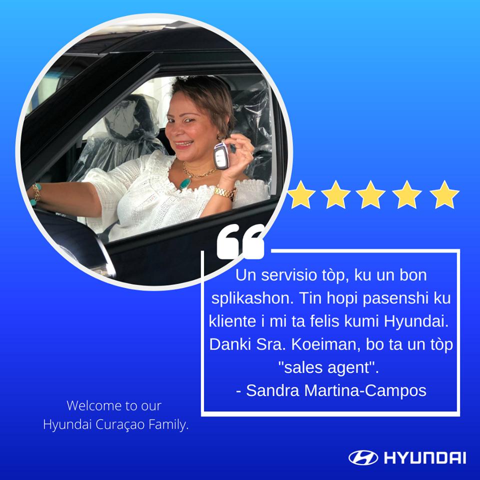Hyundai Curacao Happy Clients 4
