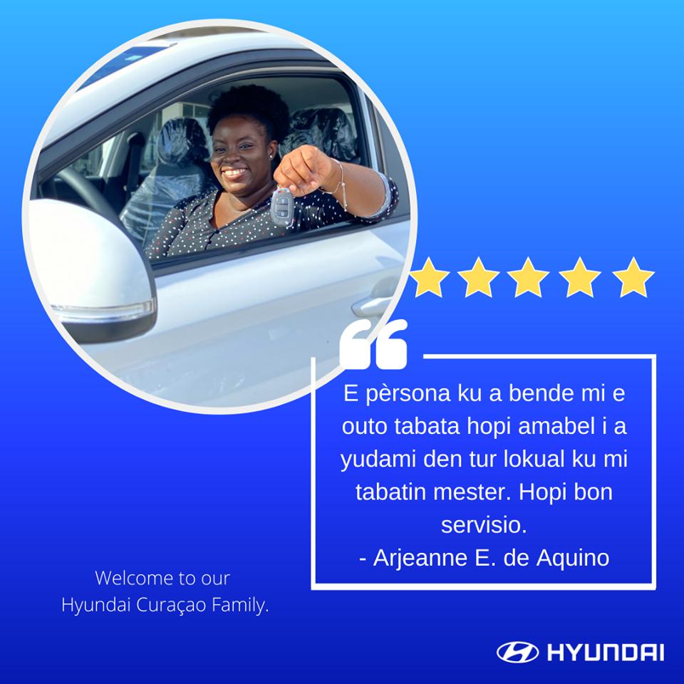 Hyundai Curacao Happy Clients 3