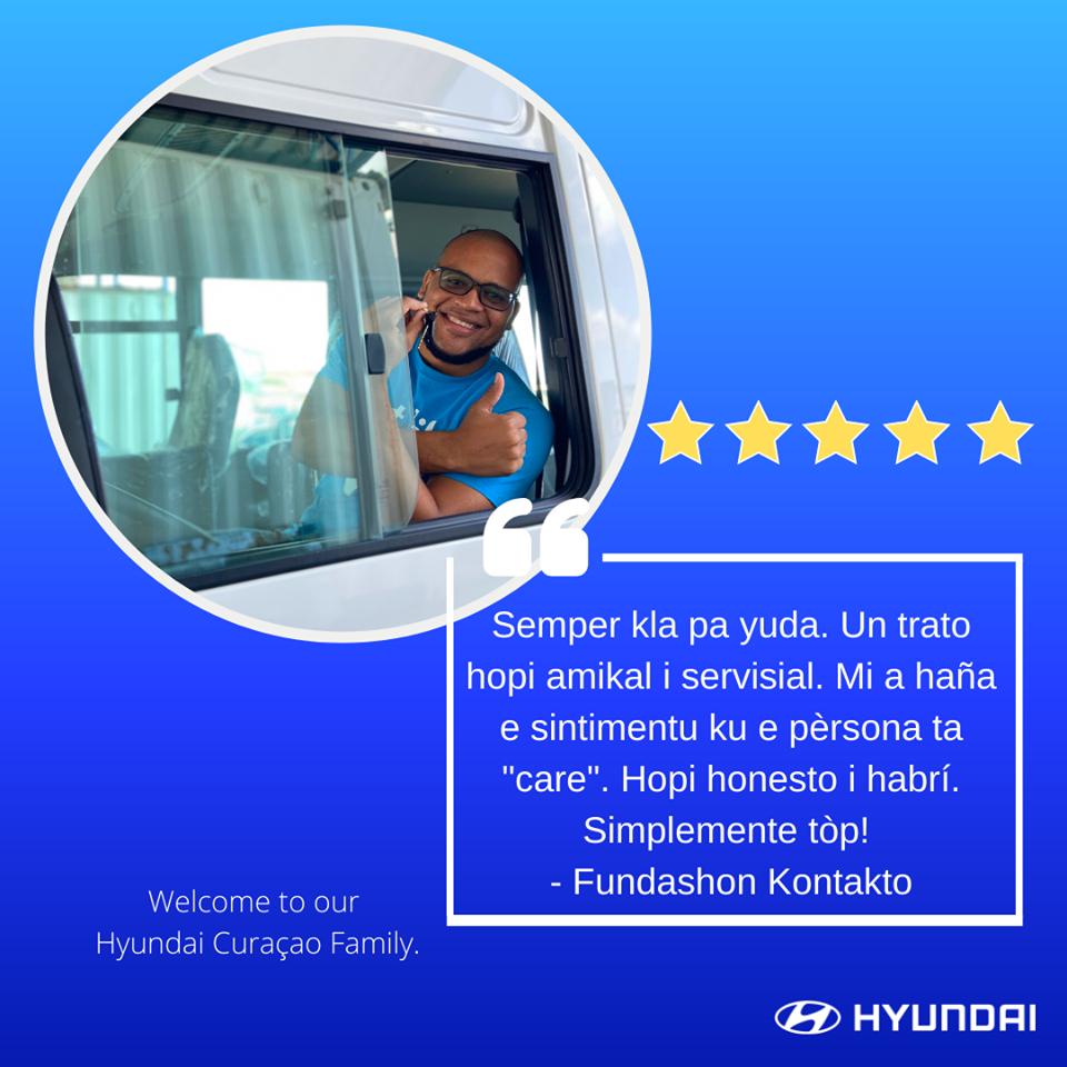 Hyundai Curacao Happy Clients 2