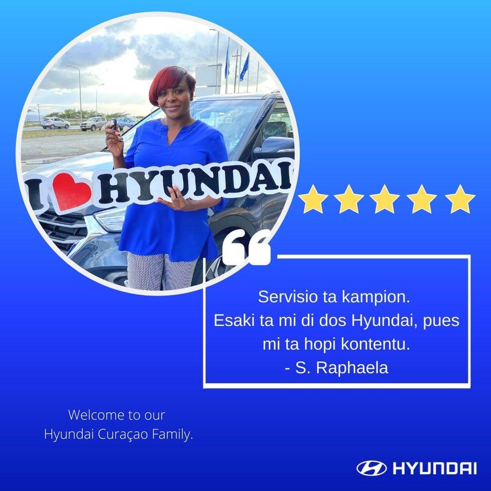 Hyundai Curacao Happy Clients 1