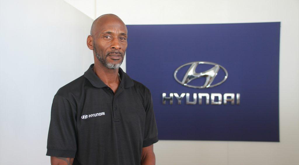 Hyundai Curacao Sales Advisor Balentina