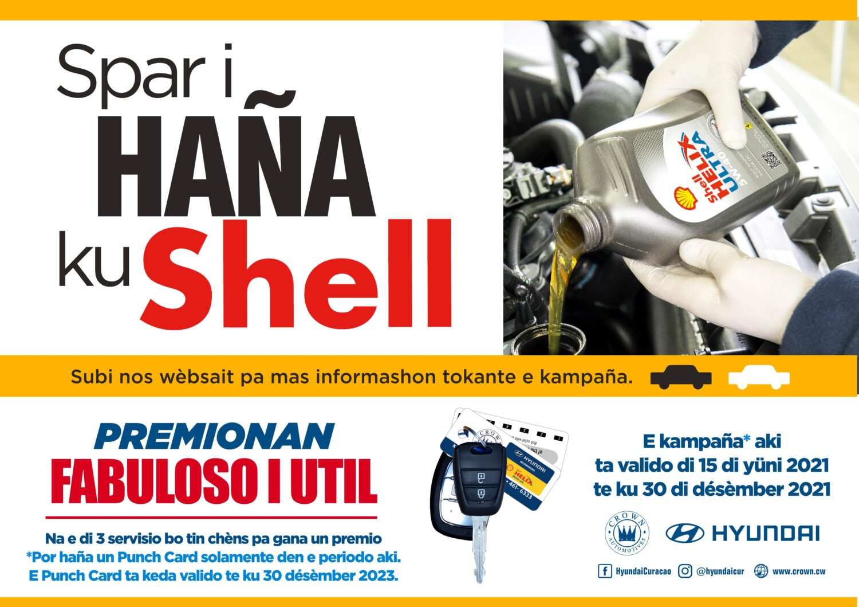 Hyundai & Shell PUNCH A DEAL CAMPAIGN 2021